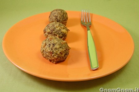 Polpette ai broccoli