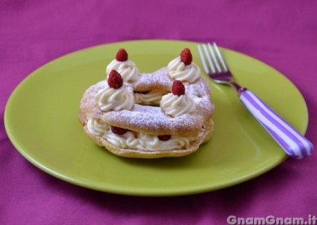 Paris brest alle fragole