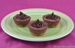 Mini cheesecake alla nutella