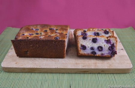 Plumcake vegan all'uva
