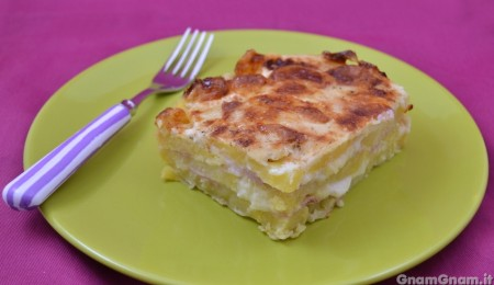 Parmigiana di patate - Video ricetta