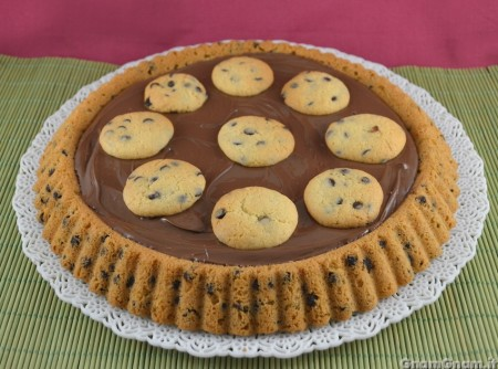 Crostata cookie