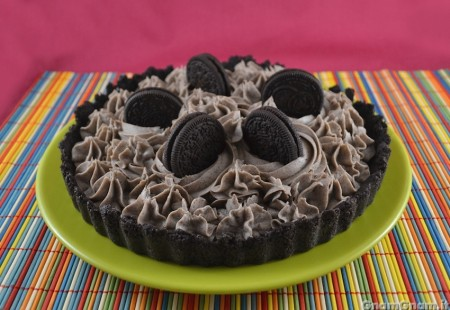 Crostata Oreo - Video ricetta
